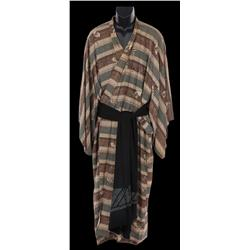 "Custom-made kimono worn by Desi Arnaz ""Ricky Ricardo"" on The Lucy-Desi Comedy Hour"