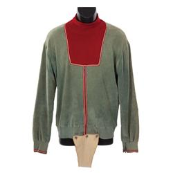 """First season Guy Williams """"Prof. John Robinson"""" tunic from Lost in Space"""