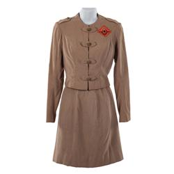 """Heather Young """"Betty Hamilton"""" tunic and skirt from Land of the Giants"""