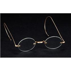 Benny Hill's glasses from The Benny Hill Show