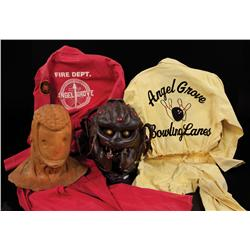 Mighty Morphin Power Rangers detailed foam rubber monster head/mask