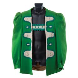Original Emerald City jacket from The Wizard of Oz