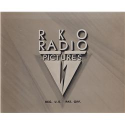 RKO Radio Pictures camera logo art