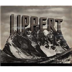 Lippert Pictures camera logo art
