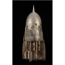 "Original screen-used ""Lex Luthor"" miniature rocket ship from Atom Man vs. Superman"