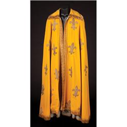 """Roger Moore """"Prince Henri"""" cape from Diane"""