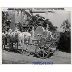 Edward Carfagno collection of original stills from various films as set references for Ben-Hur
