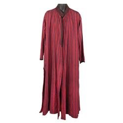 "Anthony Quinn ""Auda Abu Tayi"" striped robe from Lawrence of Arabia"
