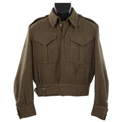 "Donald Pleasence ""Flight Lt. Colin Blythe 'The Forger'"" jacket from The Great Escape"