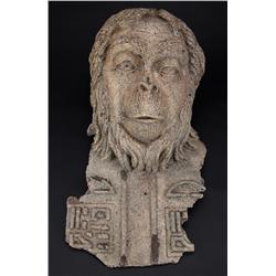 "Bleeding ""Lawgiver"" statue from Beneath the Planet of the Apes"