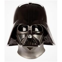 Original production made Darth Vader helmet from Star Wars: Episode IV – A New Hope