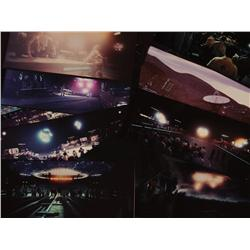 Collection of 65mm frame blowups from Close Encounters of the Third Kind