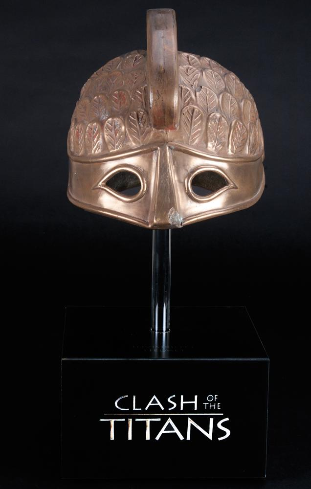 Hero Invisibility Helmet From Clash Of The Titans
