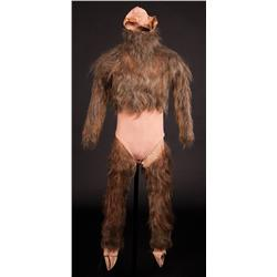 """Scott Howard"" hairy bodysuit from Teen Wolf"