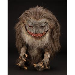 Full-size Critter puppet from Critters 2