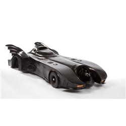 1/4 scale Batmobile miniature from Batman Returns