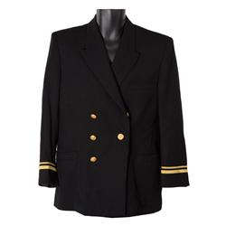"Kevin Pollak ""Lt. Sam Weinberg"" Navy dress uniform jacket from A Few Good Men"