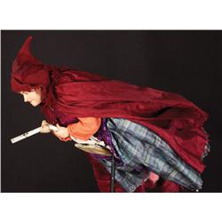 "Kathy Najimy ""Mary Sanderson"" witch puppet from Hocus Pocus"
