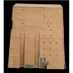 Section of Great Pyramid of Giza from Stargate