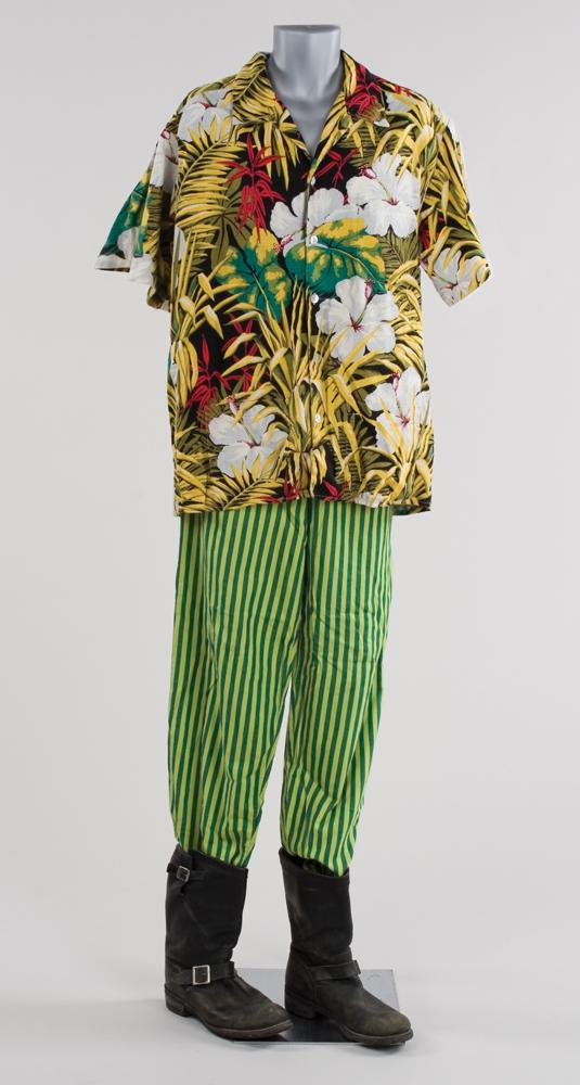 Ace Ventura Costume Pants Jim carrey ace ventura costume from ace ...