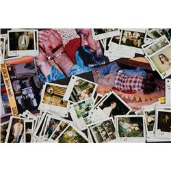 Large collection of continuity Polaroids from A Time to Kill