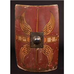 Roman infantry shield from Gladiator