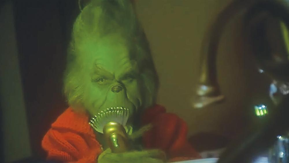 Dare Shave that hairy grinch opinion you