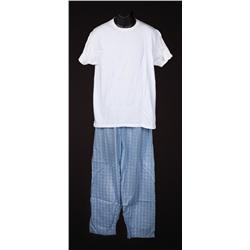 "Jim Carrey ""Bruce Nolan"" pajamas from Bruce Almighty"