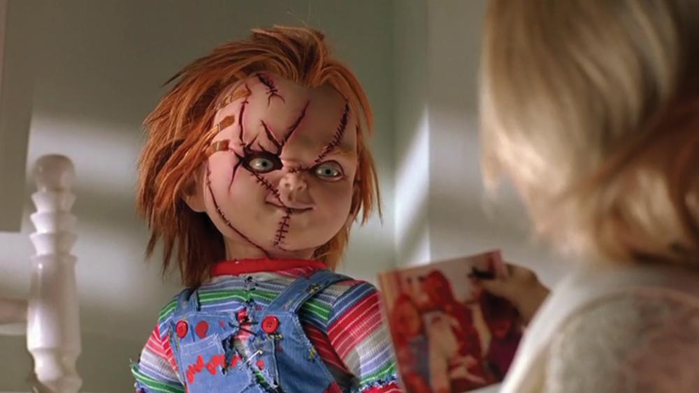 Image 2 Dwarf Actor Worn Chucky Costume With Rubber Shoes From Seed