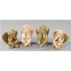 Collection of cherubs from Angels & Demons