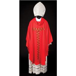 "Curt Lowens ""Cardinal Ebner"" costume from Angels & Demons"