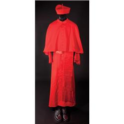 "Bob Yerkes ""Cardinal Guidera"" costume from Angels & Demons"