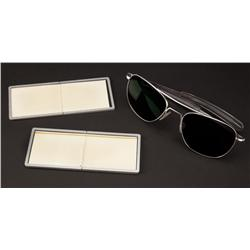 "Launch code cards and Liev Schreiber ""Ted Winter"" sunglasses from Salt"