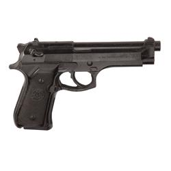 "Angelina Jolie ""Evelyn Salt"" prop Beretta 9mm pistol from Salt"