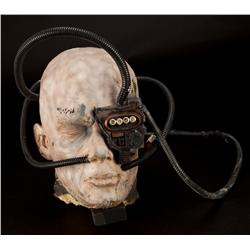Dummy Borg head from Star Trek: First Contact