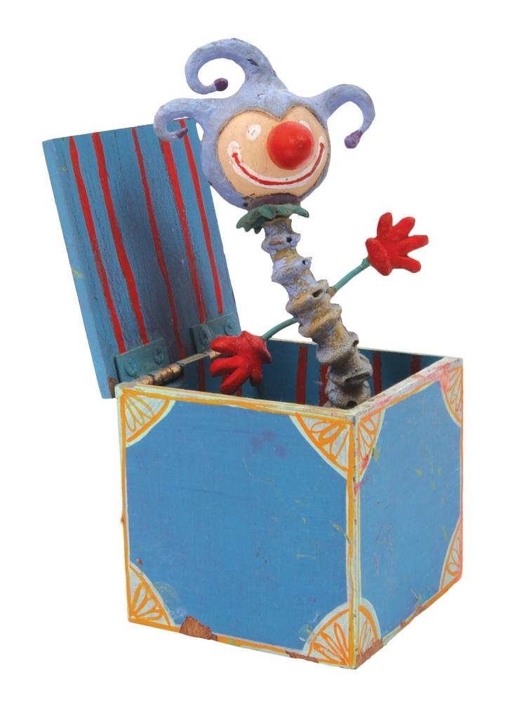 jack in the box from the nightmare before christmas