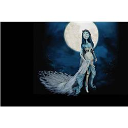 Hero Emily, the Corpse Bride, screen-used puppet from Corpse Bride