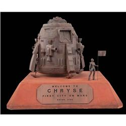 Mars monument from Ghosts of Mars