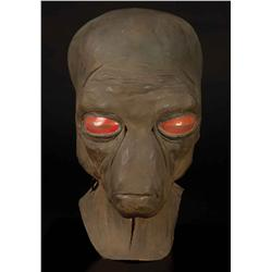 Ellorrs Madak cantina creature mask and hands from Star Wars: Episode IV – A New Hope