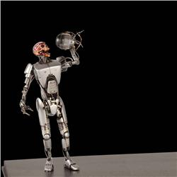 RoboCop 2 failed Prototype B stop-motion puppet