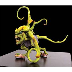 """Lizzie"" monster maquette from My Favorite Martian"