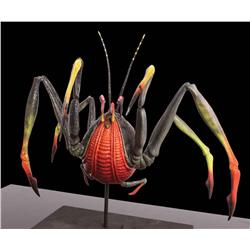 Voracious Spider painted maquette from Evolution