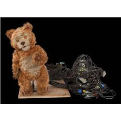 "Screen-used ""Teddy"" from AI: Artificial Intelligence"