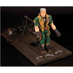 Chip Hazard hero rod puppet from Small Soldiers