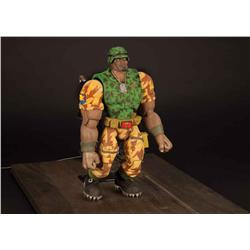 Butch Meathook hero rod puppet from Small Soldiers