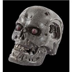 T-700 Endo skull from factory assembly scene in T4: Salvation