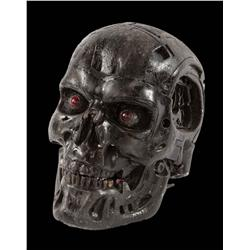 T-700 Endo skull from T4: Salvation