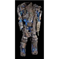 T-600 blue screen Endo suit from T4: Salvation