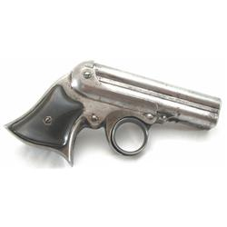 Remington Elliot's Patent Derringer .32 Cal 4-Barrel Pepperbox Pistol
