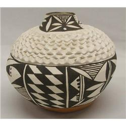 Acoma Seed Jar by Norma Jean